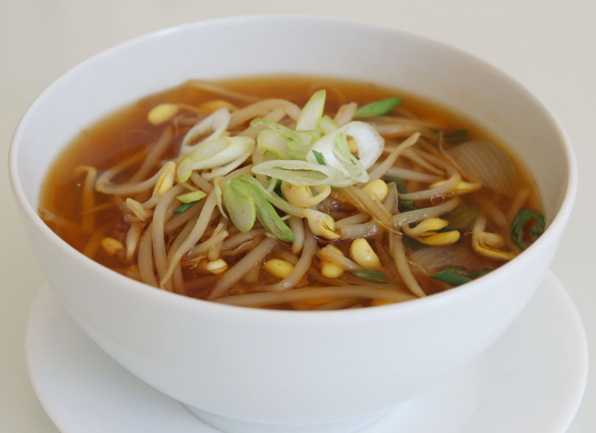Kongnamulguk - Soup Recipes Korean