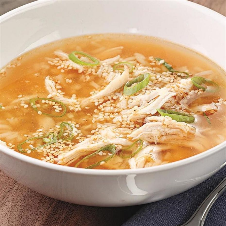 Korean Chicken Soup - Soup Recipes Korean