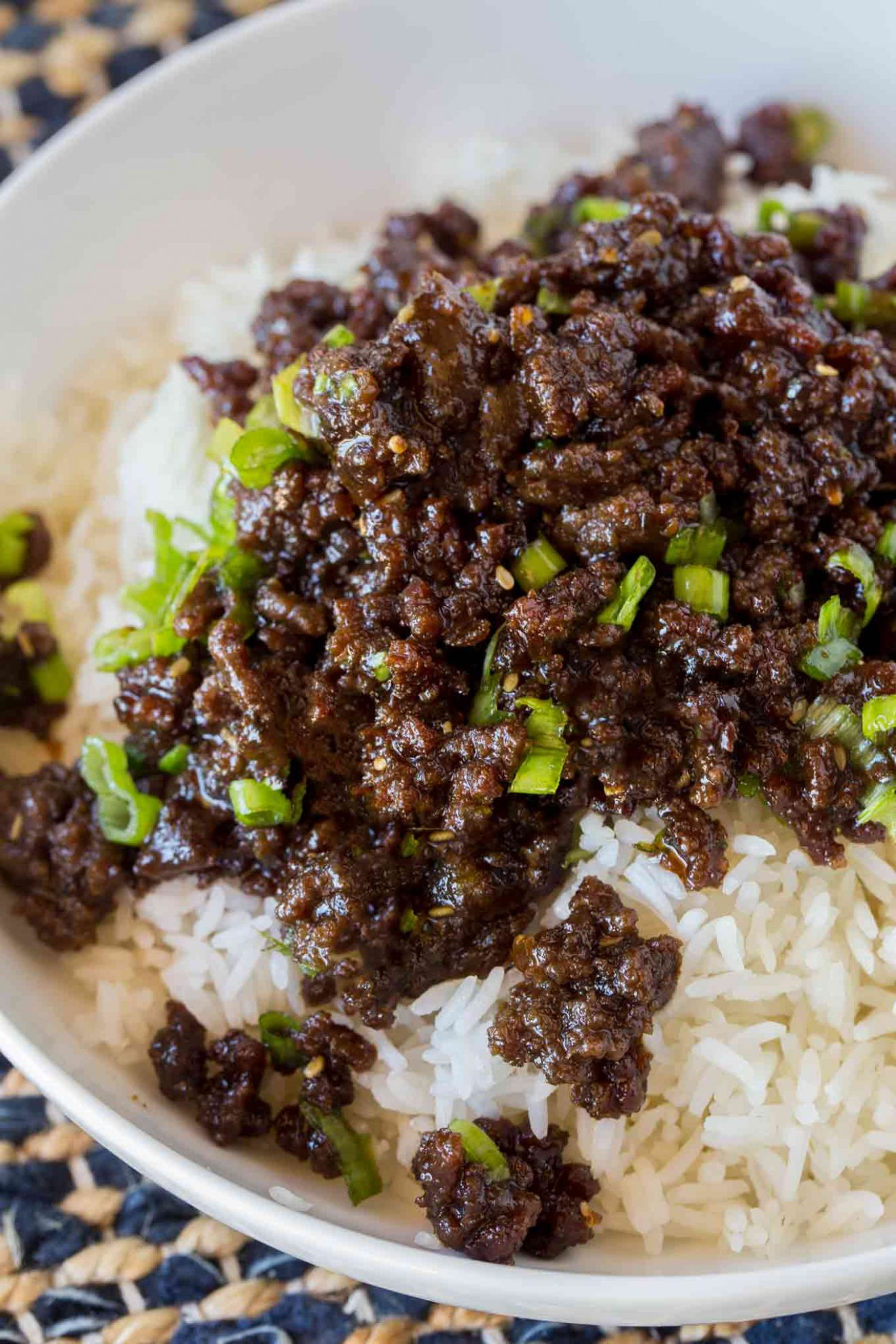 Korean Ground Beef