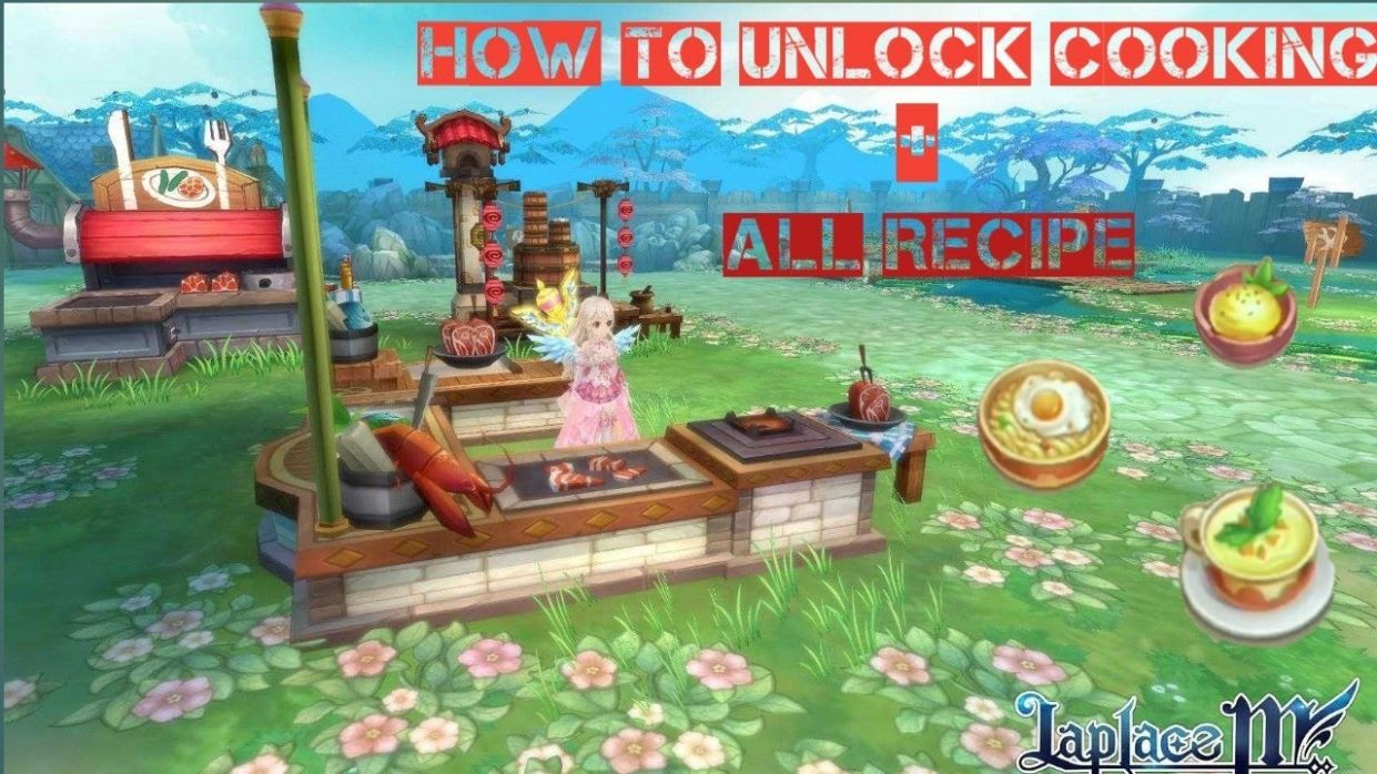 Laplace M - All About Cooking + Recipe - Cooking Recipes Tales Of Wind