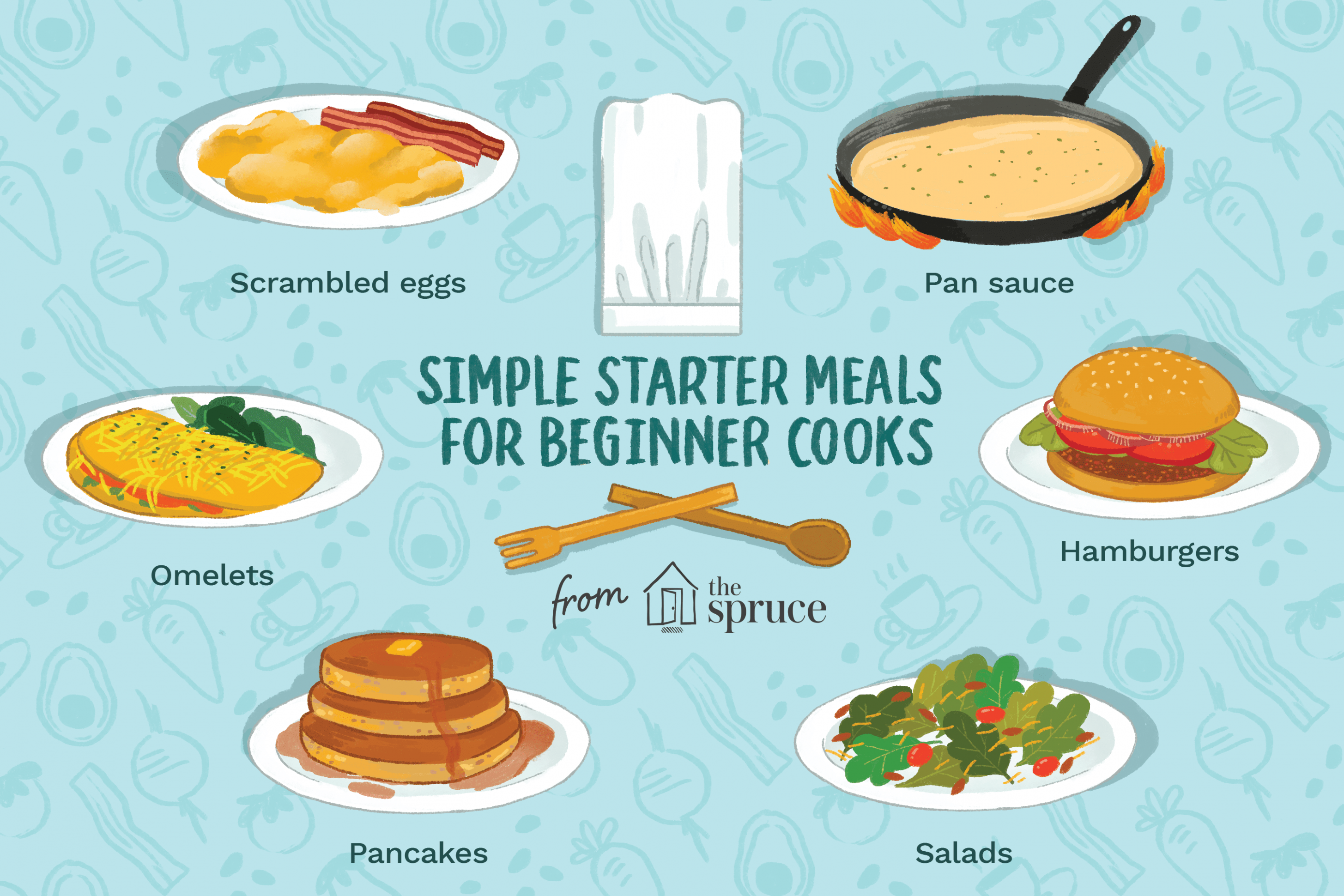 Learn to Cook: 11 Basic Skills Everyone Should Know - Easy Recipes Learning To Cook