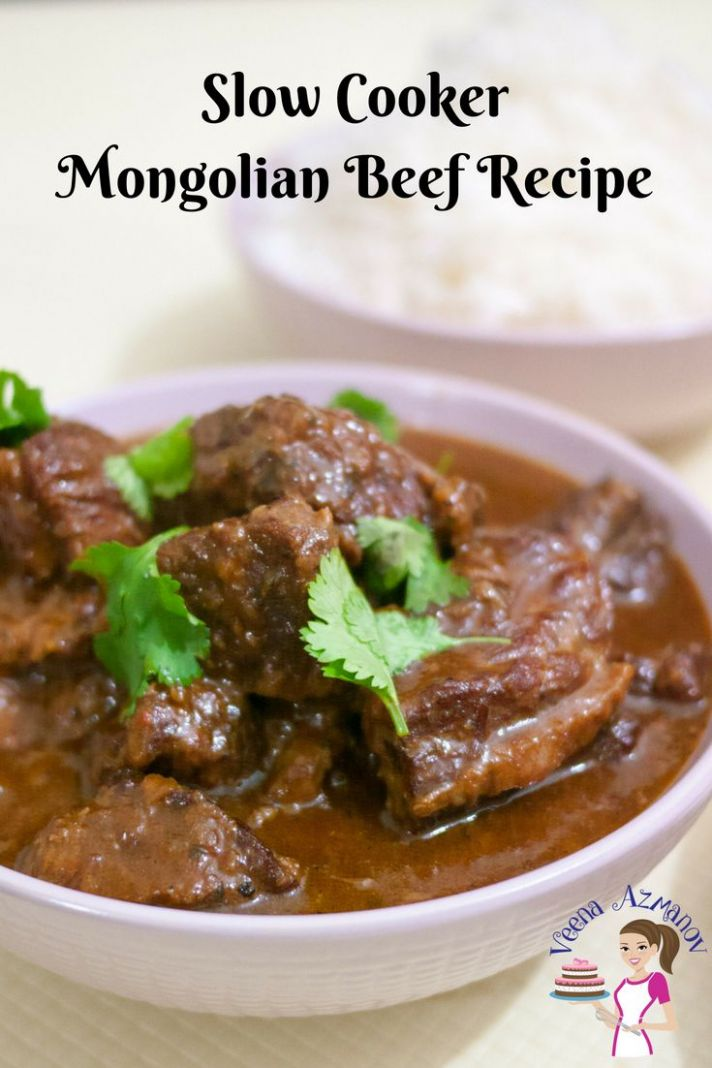 Learn to make the best Slow Cooker Mongolian Beef Recipe in this ..