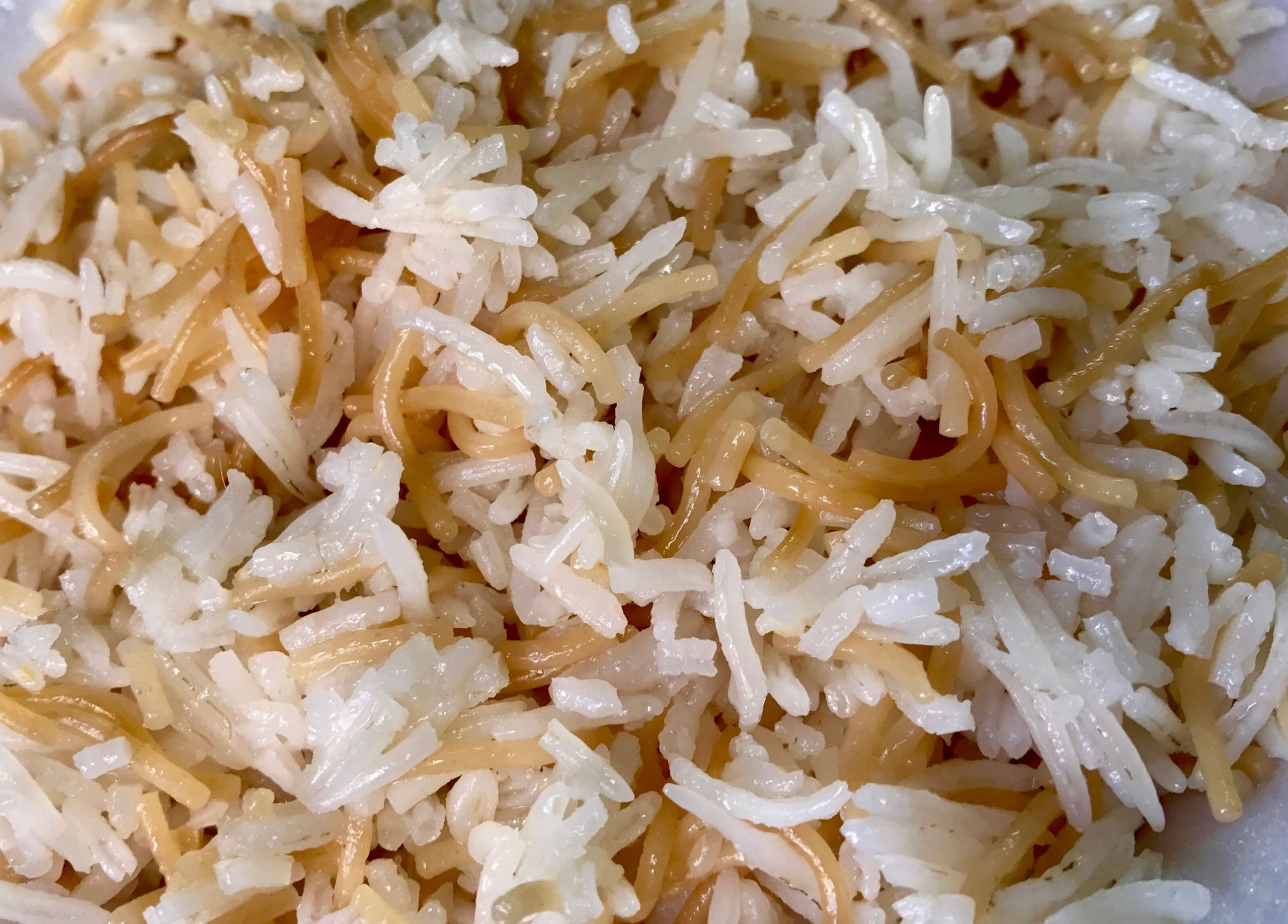 Lebanese Vermicelli Rice (Because One Carb Is Not Enough) - Rice Recipes Lebanese
