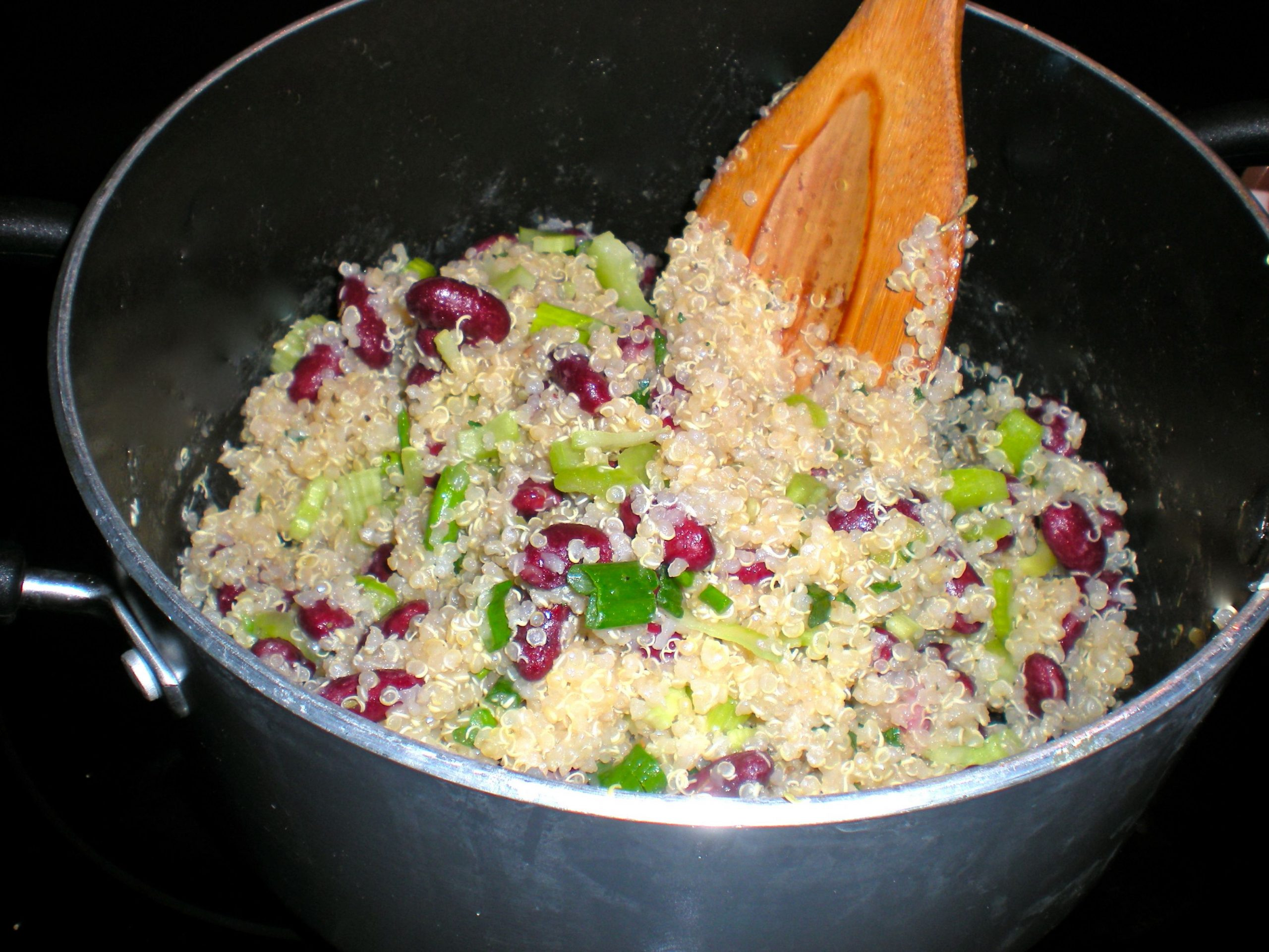 Lemony Quinoa Salad - Weight Loss Dinner Recipes Quinoa