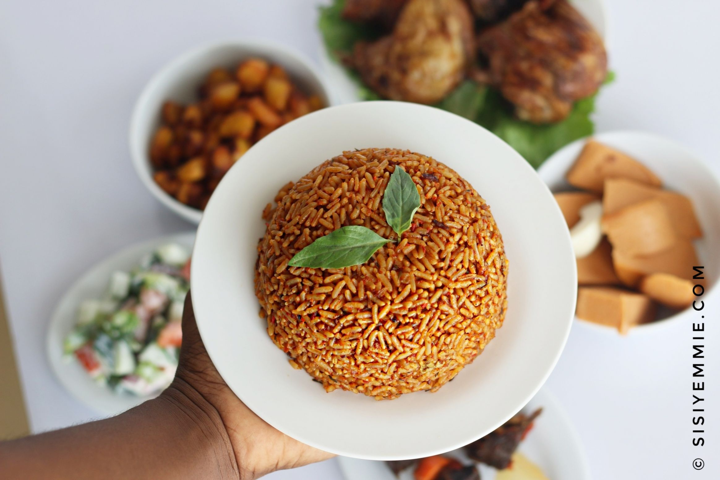 Let it burn! Five tips for the perfect Jollof rice | The Guardian ..