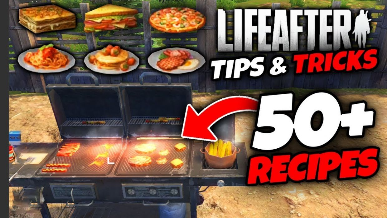 LifeAfter | Tips & Tricks | 8+ Recipes for Cooking - Cooking Recipes Lifeafter