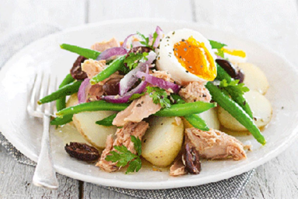 Light lunch ideas – Recipes for the office lunchbox - Eat Well ..