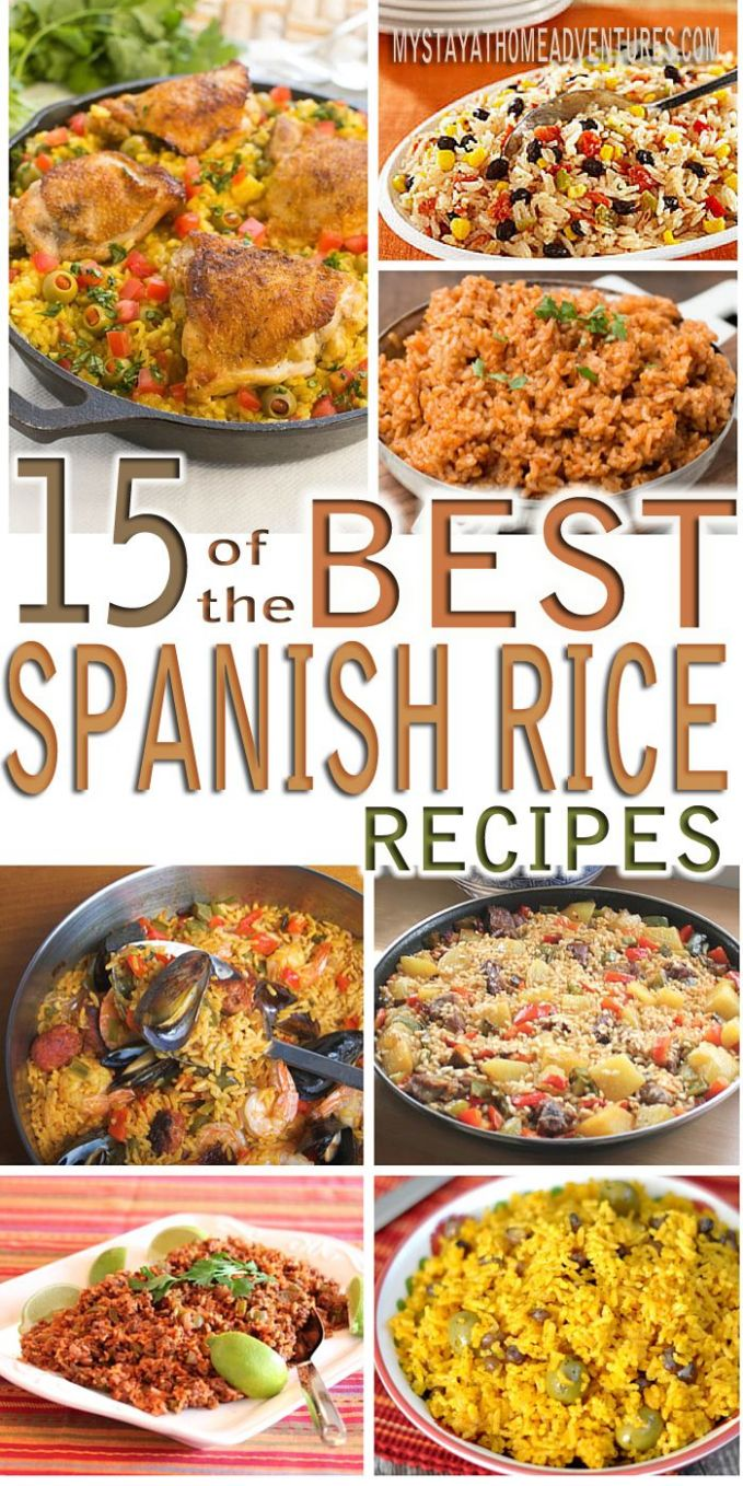 Looking for a delicious Spanish rice recipe? Check out this ...