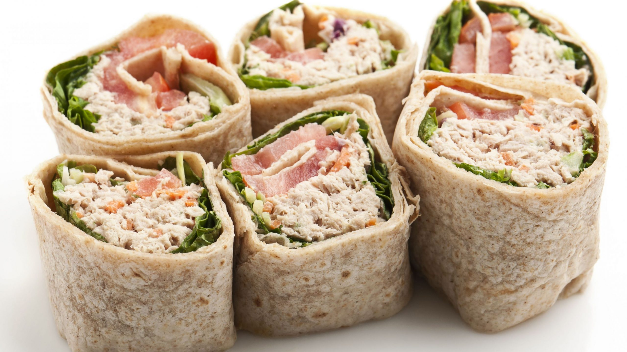 Low-Calorie and Low-Fat Tuna Wrap Recipe - Weight Loss Tuna Recipes