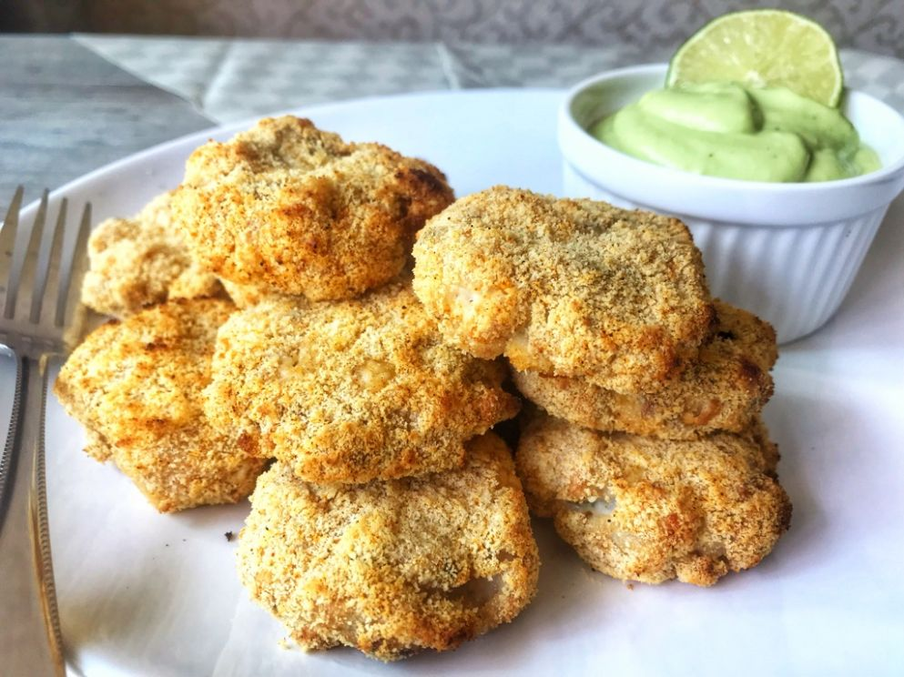 Low Carb Fish Nuggets Recipe - Recipe Fish Nuggets