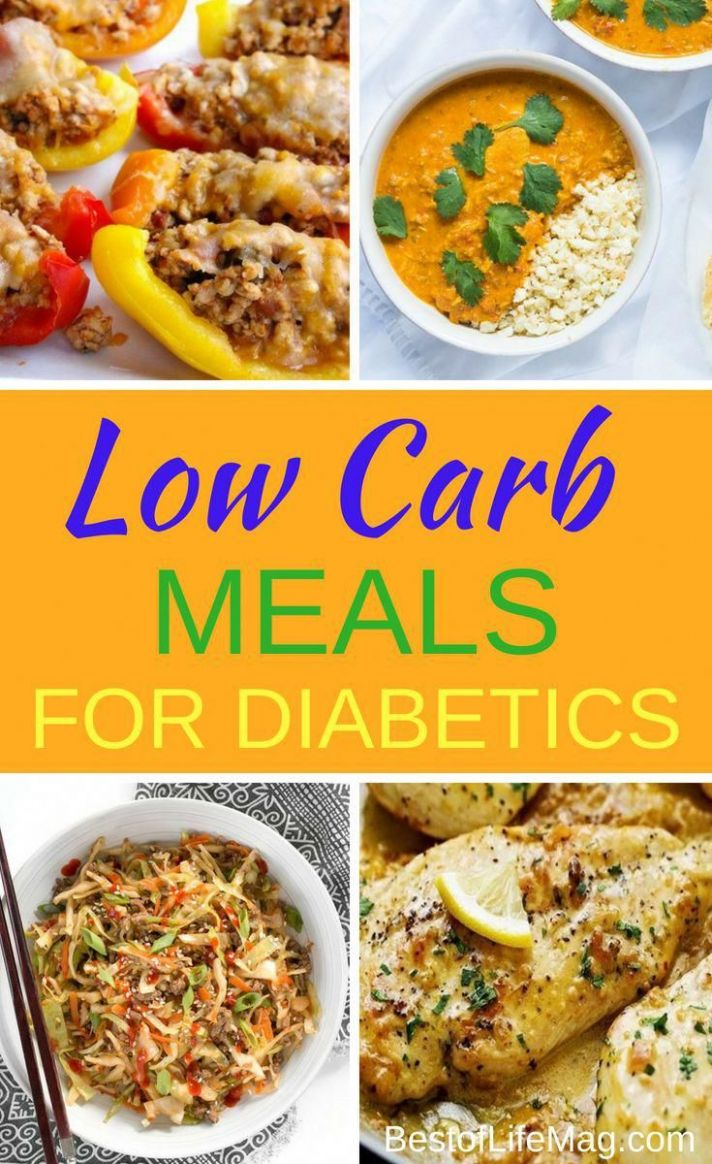 Low Carb Meals for Diabetics #diabetesremedies in 10 | Best low ..