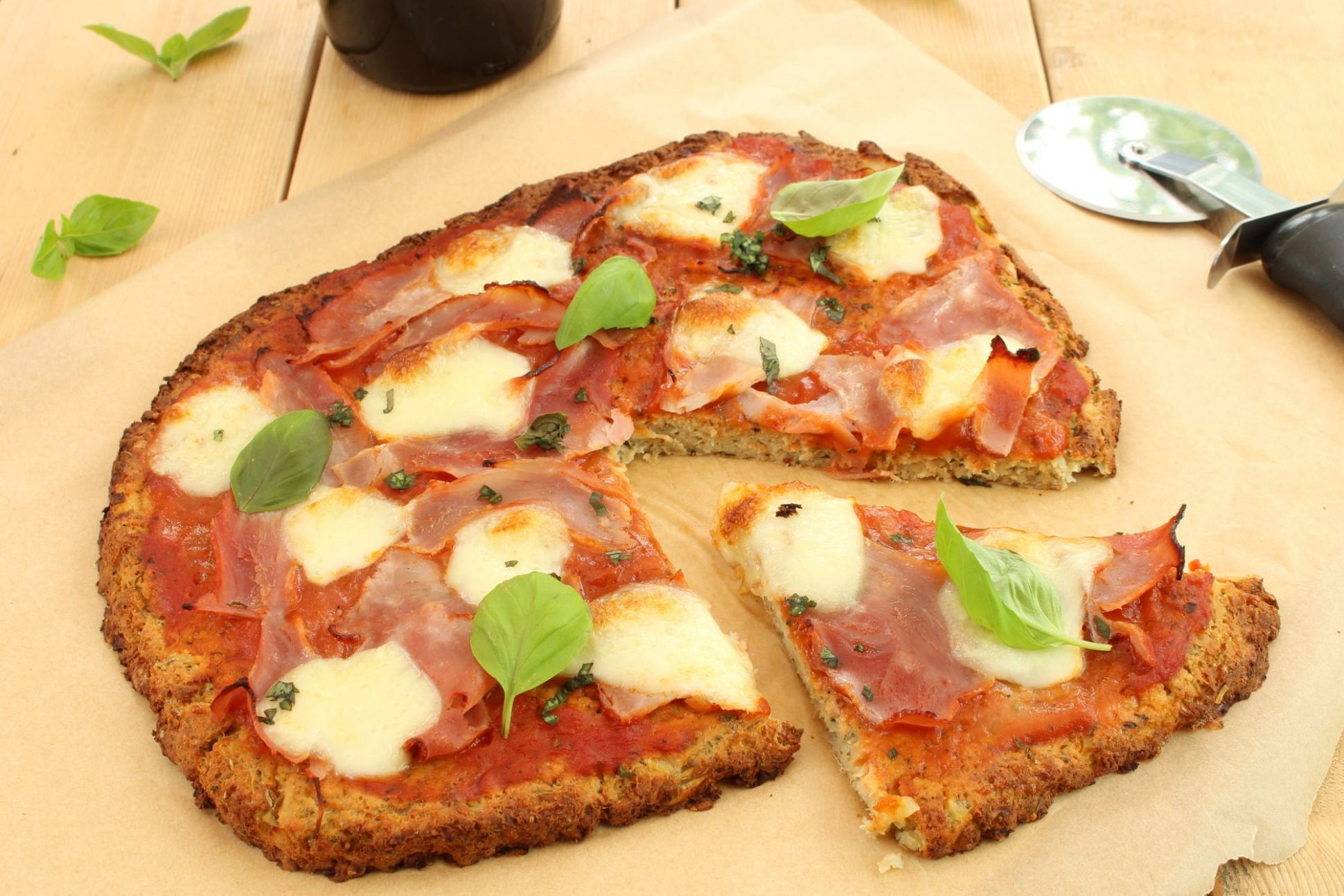 Low Carb Protein Pizza - Pizza Recipes Low Calorie