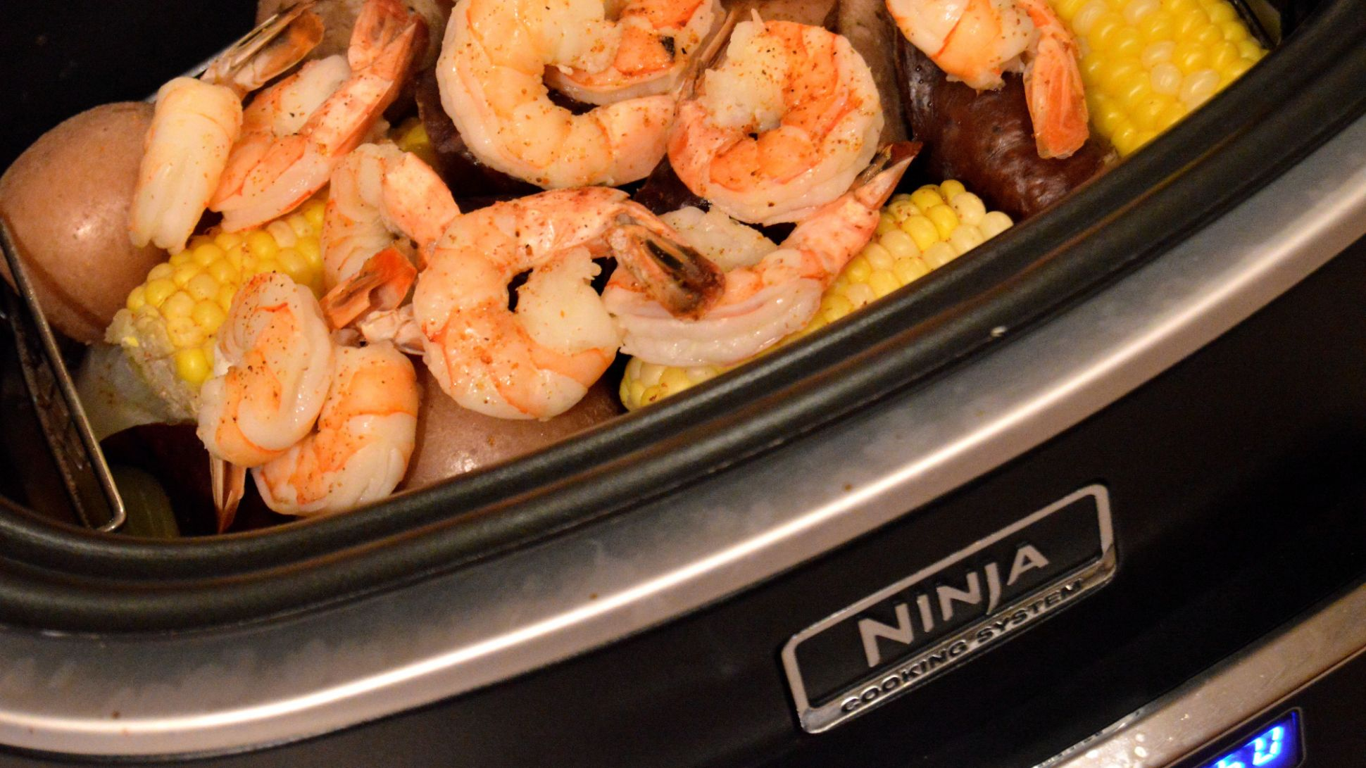 Low Country Steamer for the Ninja Cooking System - Recipes Ninja Cooking System