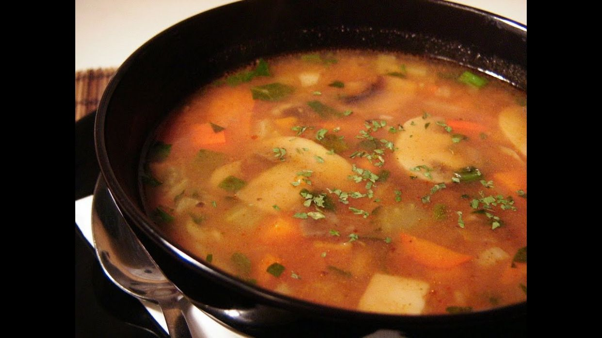Magic Diet Soup - The In-Between Soup # 10 - Weight Loss