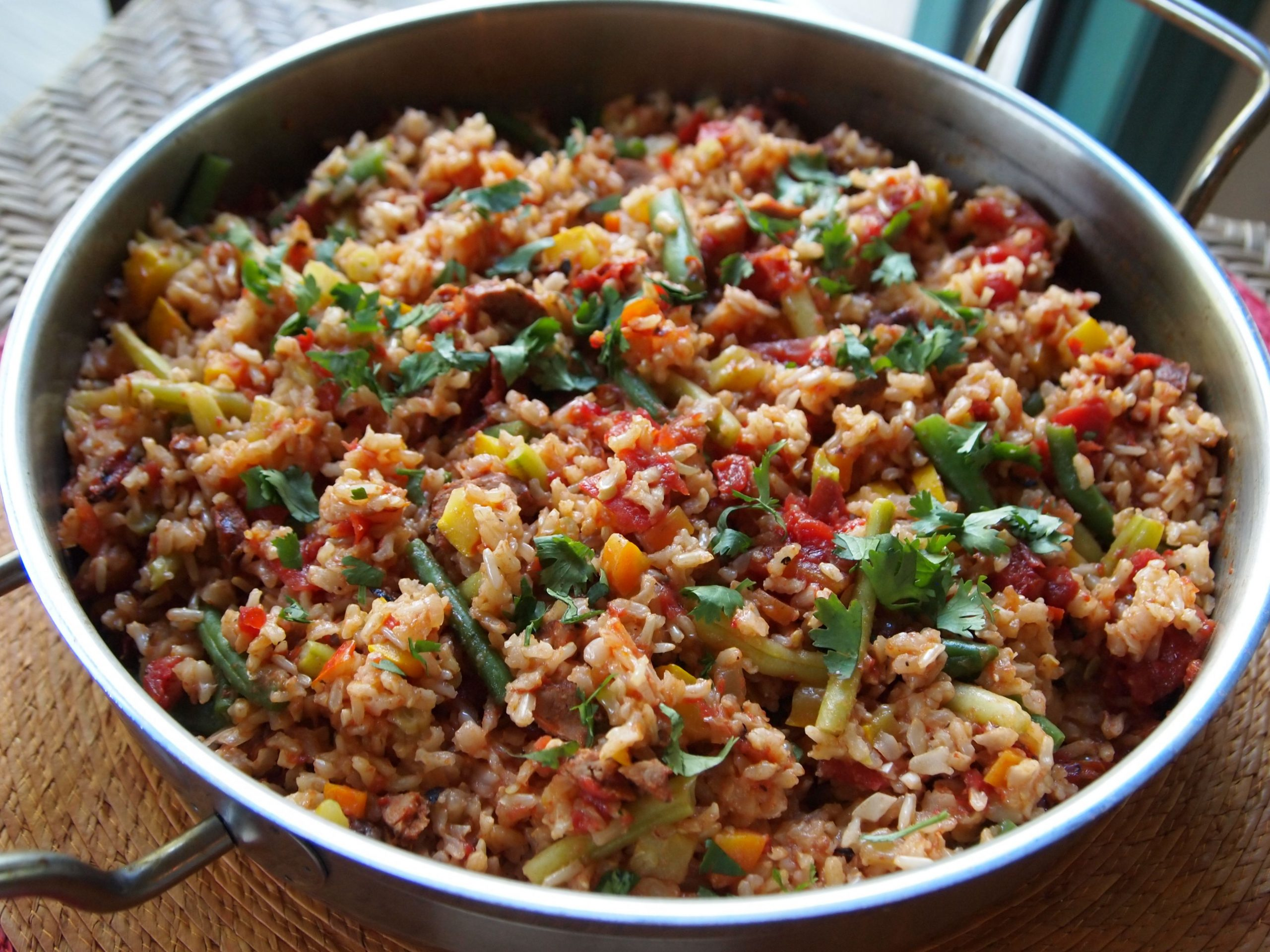 Main Dish Spanish Rice | Sweet & Savory Kitchens - Rice Recipes Main Dish