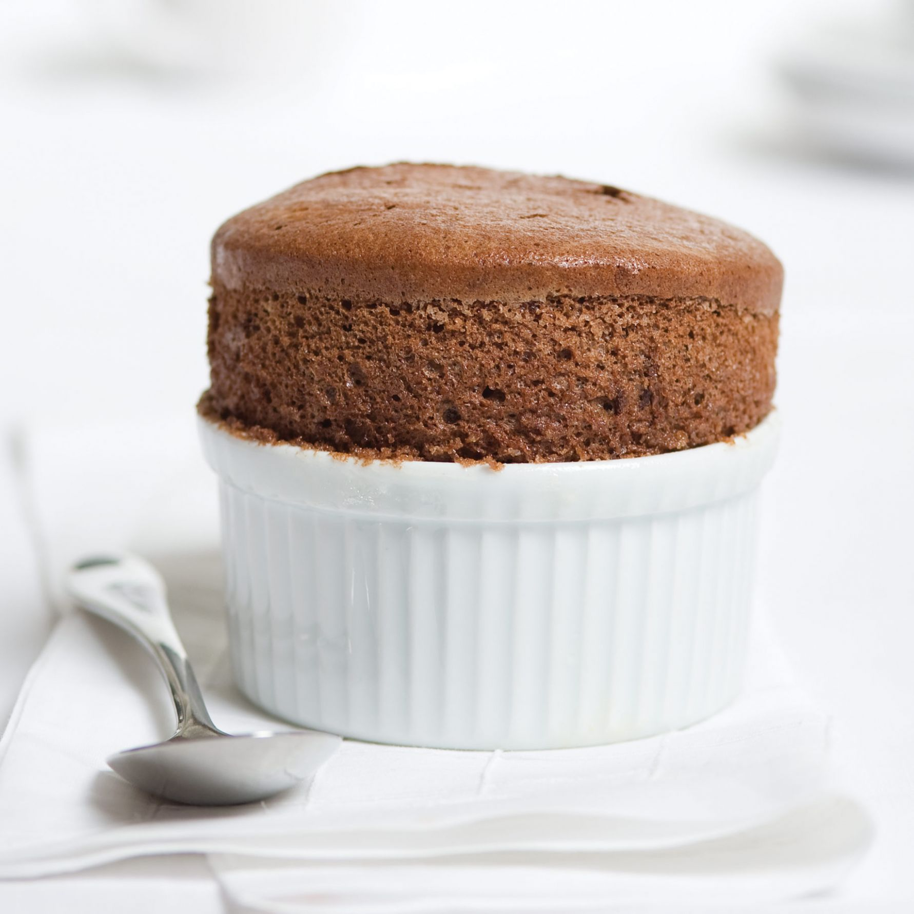 Make-Ahead Chocolate Souffle - Recipes Chocolate Souffle