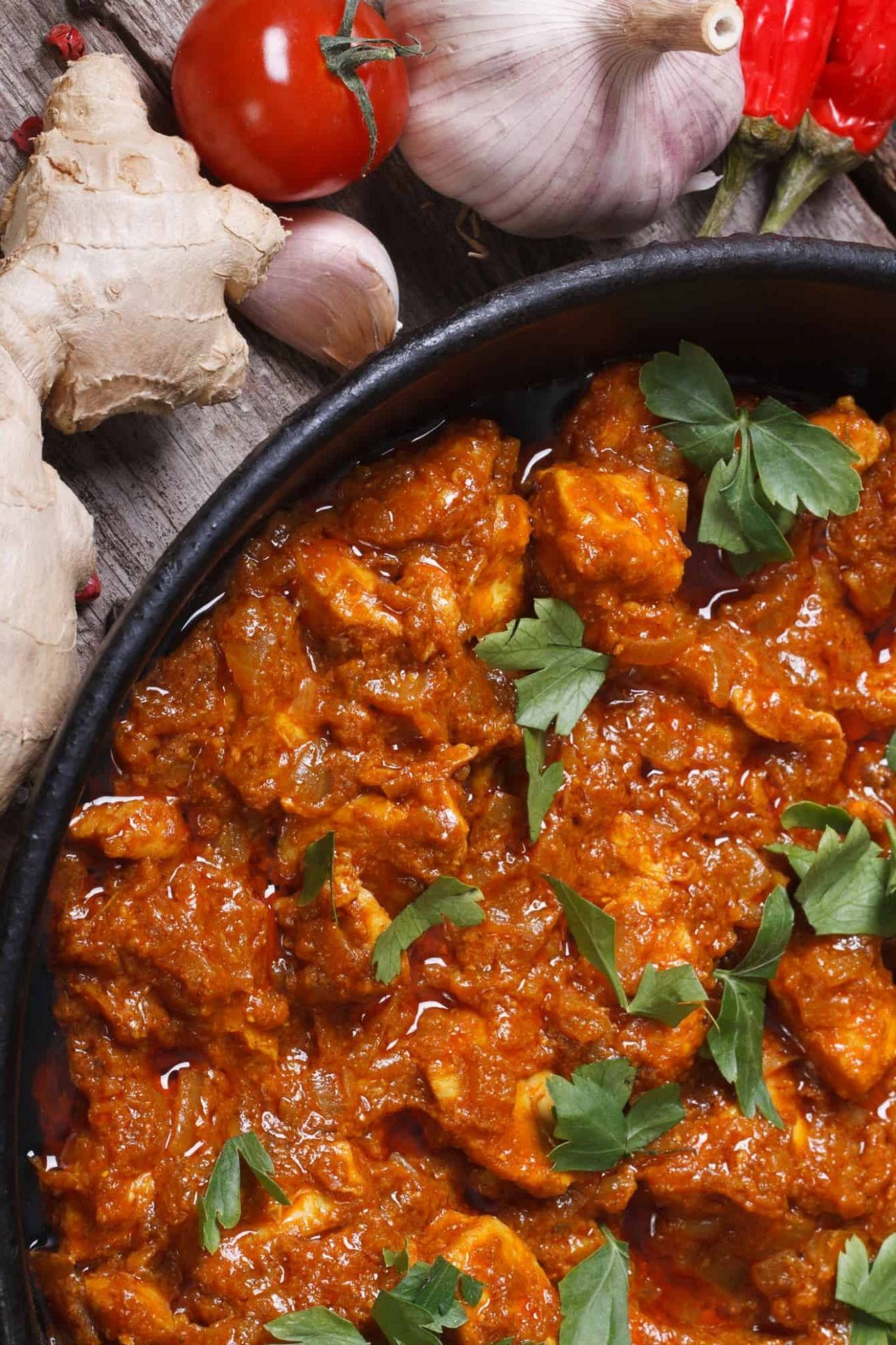 Make an authentic Chicken Vindaloo in your Instant Pot or Pressure ...