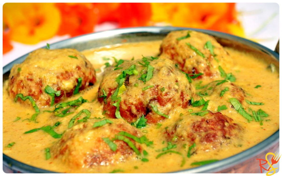 Malai Kofta – Indian Vegetarian Balls