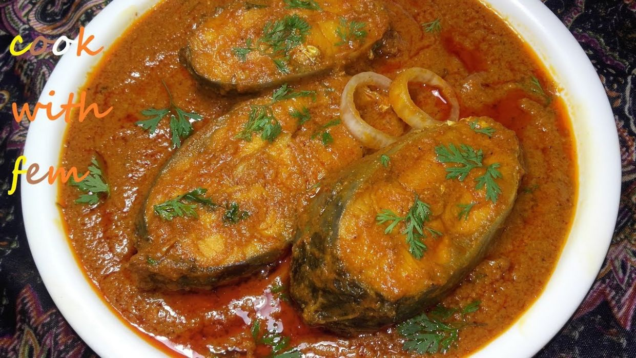 Masala Fish Recipe || Spicy Masala Fish Recipe
