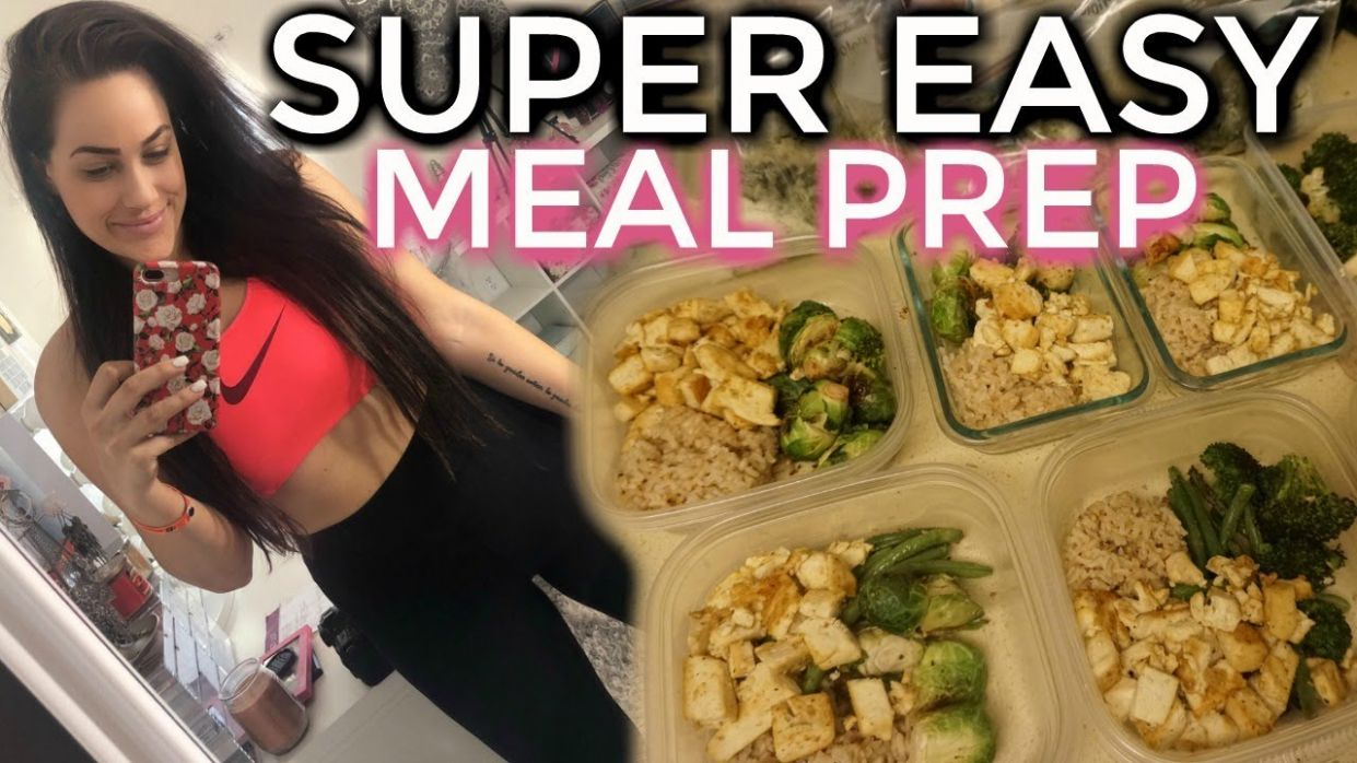 Meal prep for MAXIMUM WEIGHT LOSS! Easy budget friendly quick meals for  weight loss!