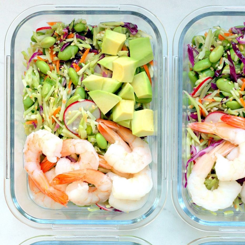 Meal-Prep Plans for Weight Loss   EatingWell - Healthy Lunch Recipes For Weight Loss Easy