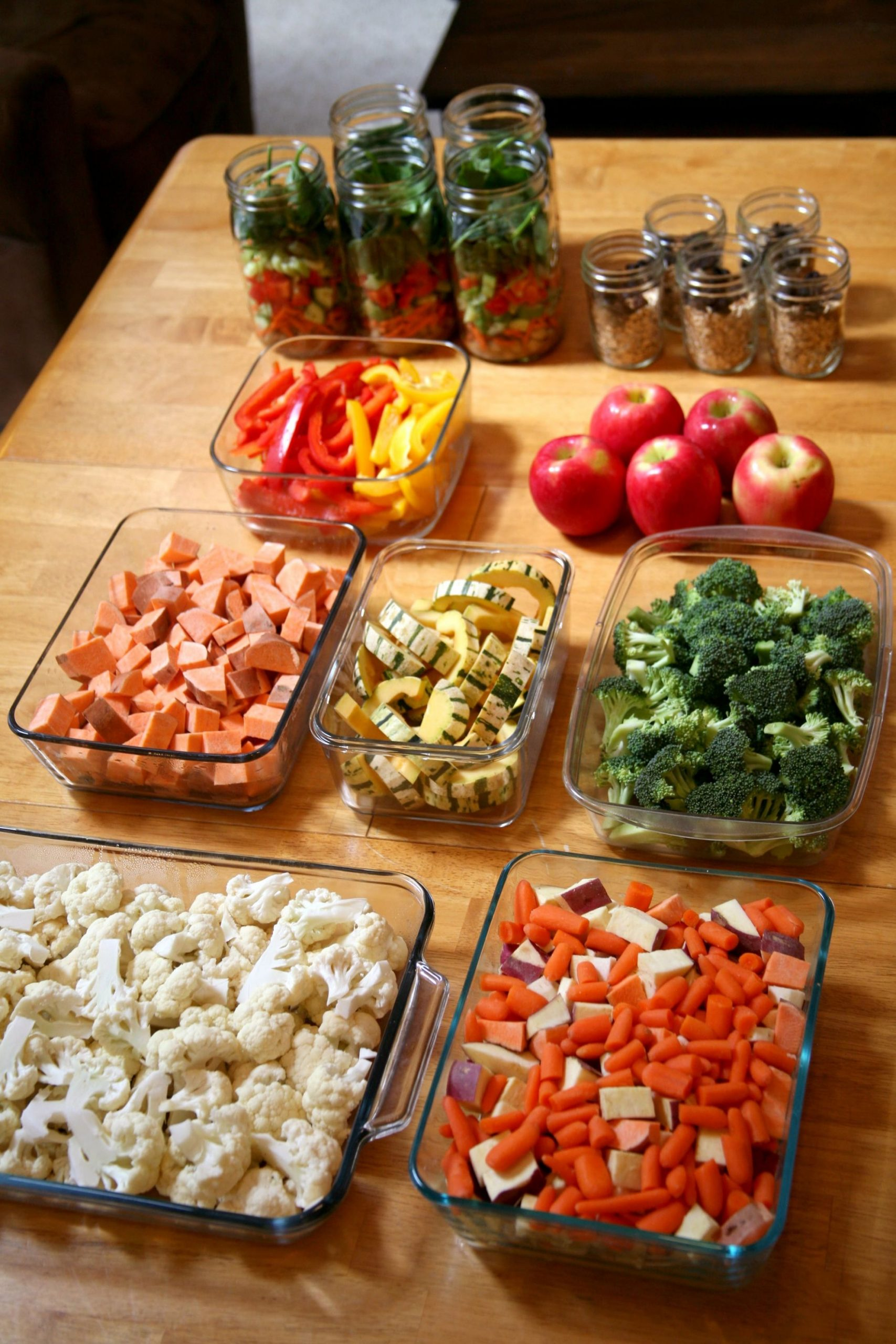 Meal-Prep Tips For Weight Loss | POPSUGAR Fitness UK