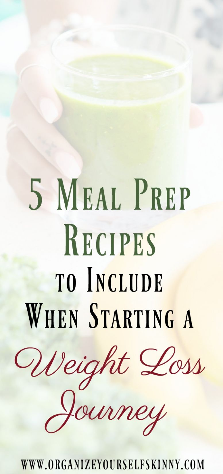Meal Prep Weight Loss Recipes to Include at the Start of Your ...