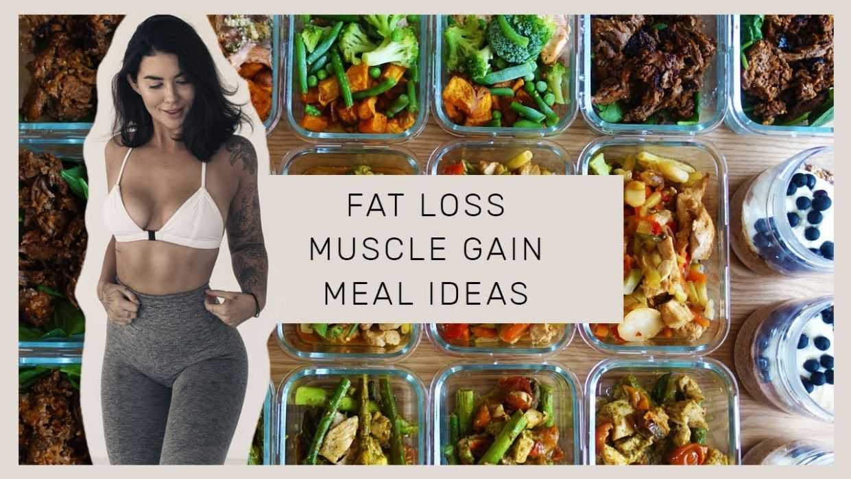 MEAL PREP WITH ME - Easy & Fast - High Protein Meals for Fat Loss - Recipes For Weight Loss Australia