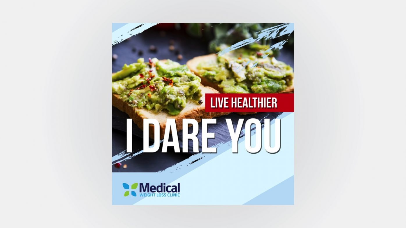 Medical Weight Loss Clinic - Campaign Mock-Ups Milo Detroit ...