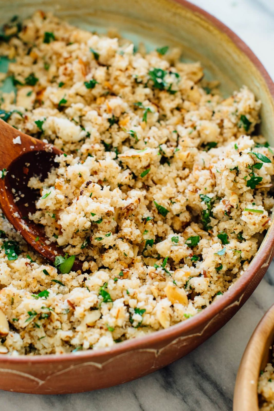 Mediterranean Cauliflower Rice