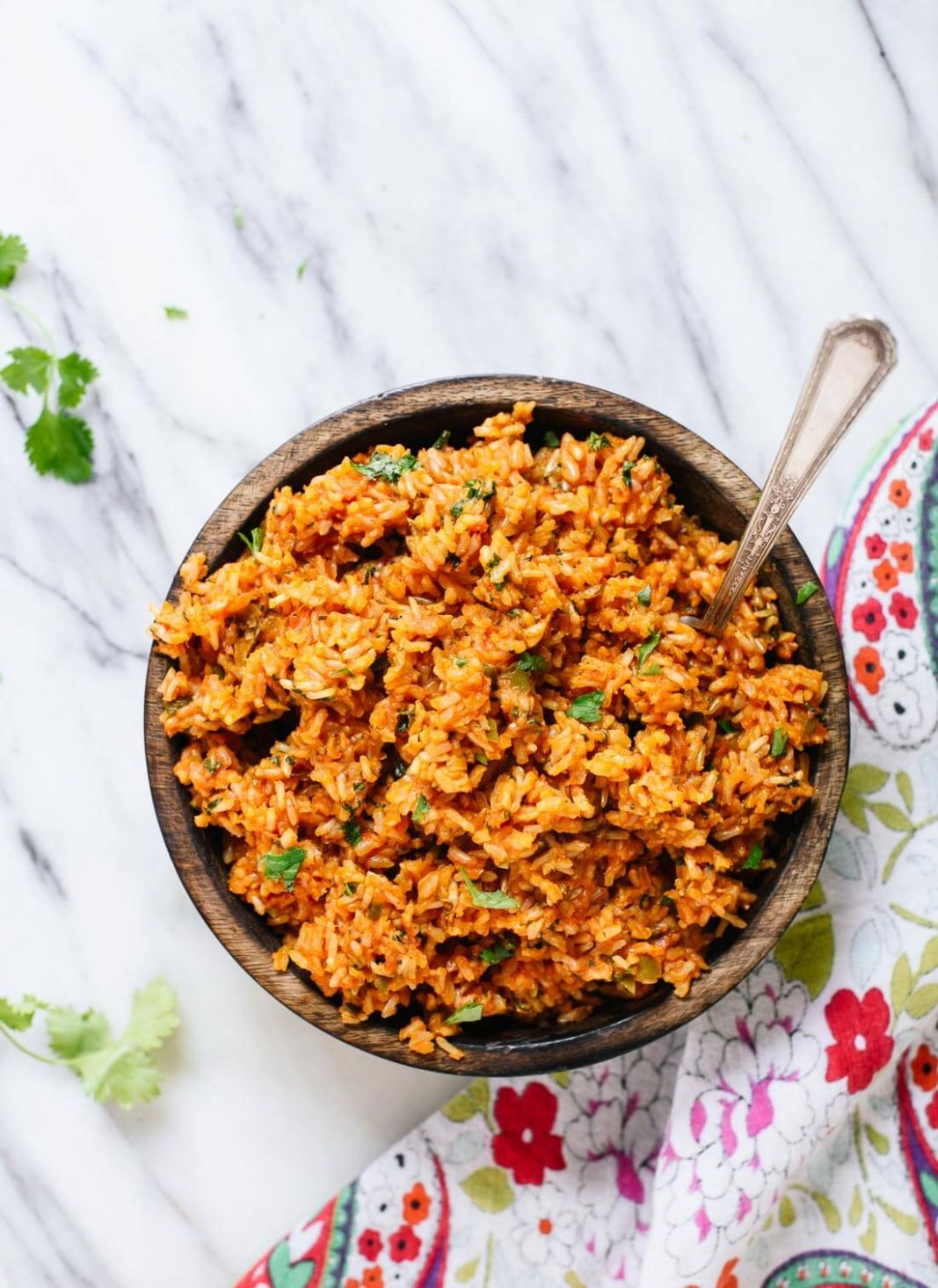 Mexican Brown Rice Recipe - Cookie and Kate - Rice Recipes Easy Healthy