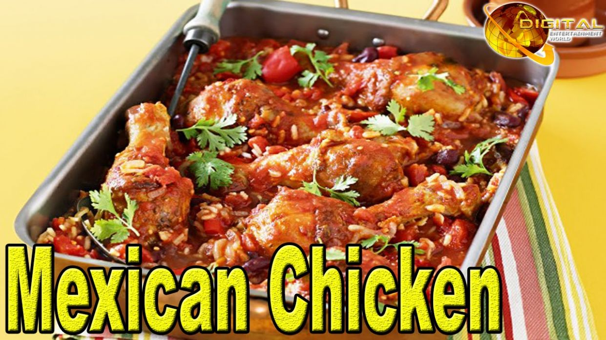"""Mexican Chicken"" 