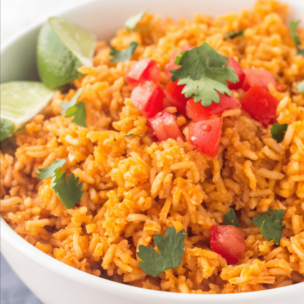 Mexican Rice Recipe - Recipes Of Rice