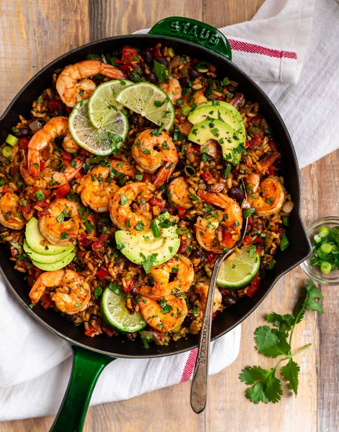 Mexican Shrimp - Recipes Rice Shrimp
