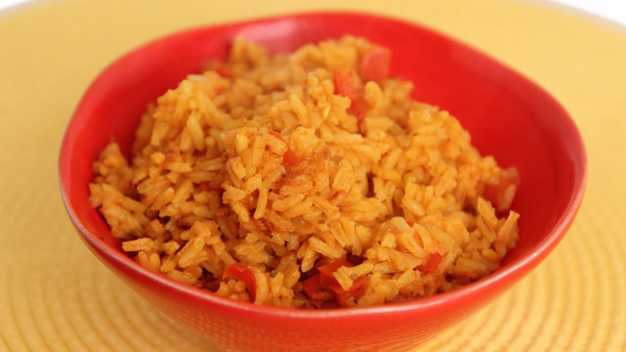 Mexican Yellow Rice Recipe - Recipes Yellow Rice