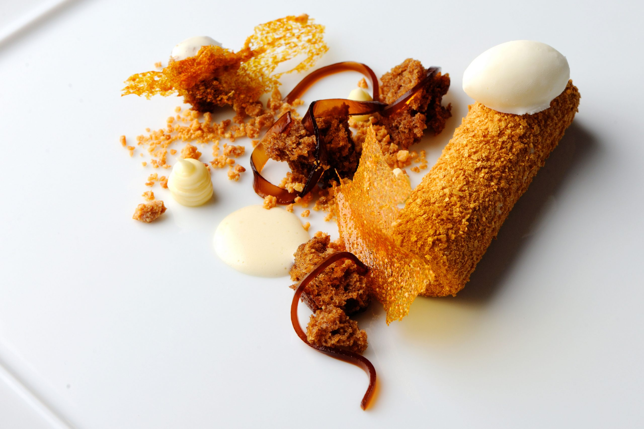 Michelin Star Desserts - Great British Chefs