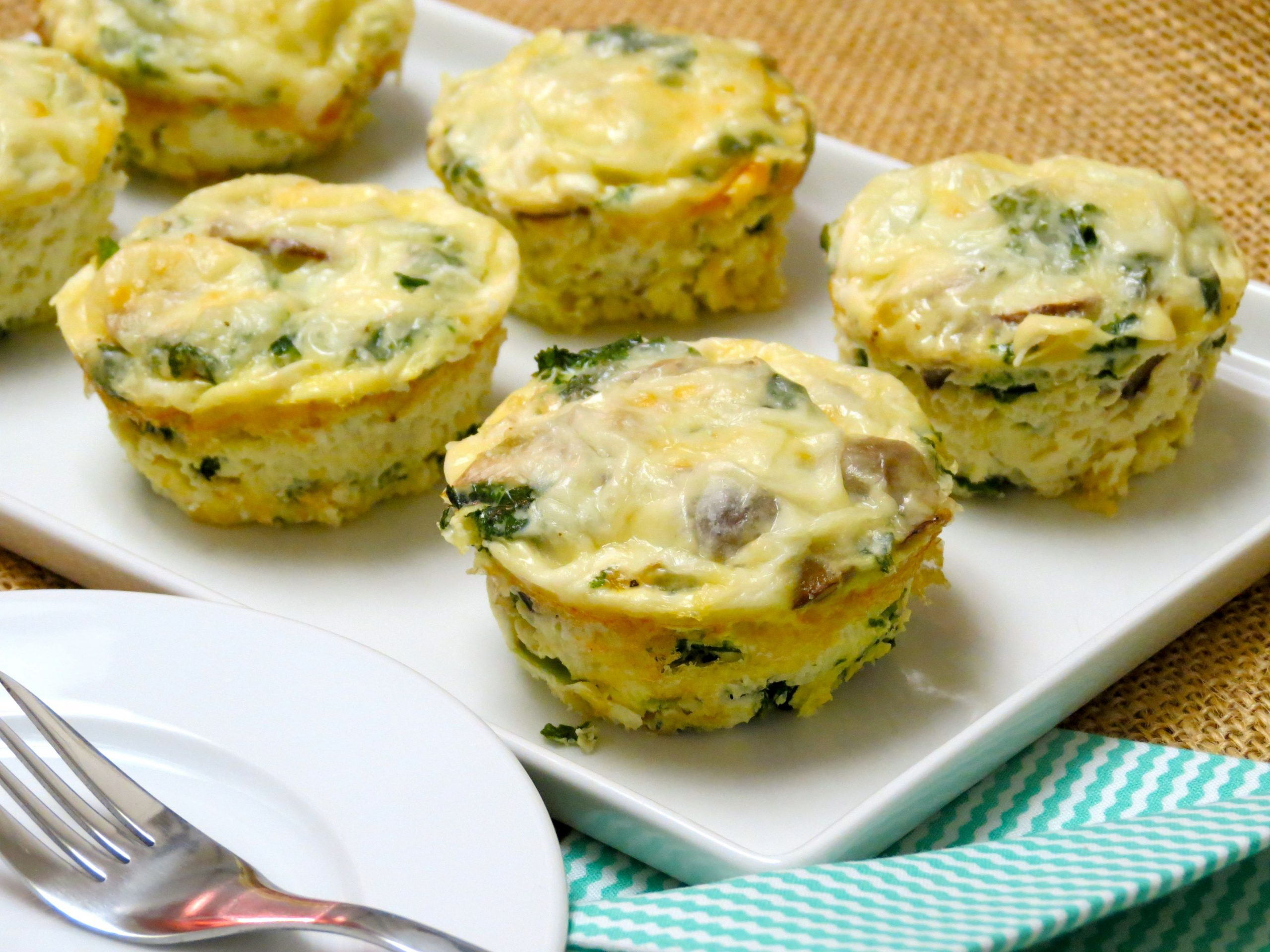 Mighty Green Egg Cups