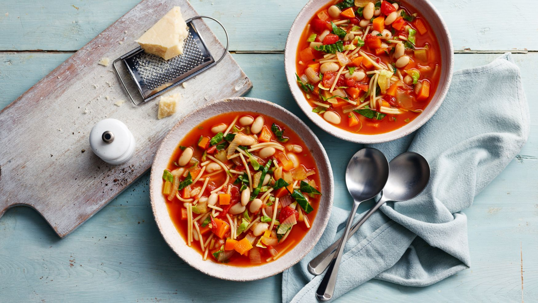 Minestrone - Soup Recipes Good Food