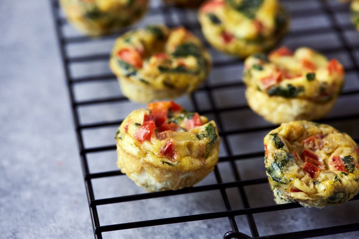 Mini Paleo Egg Bites - Recipes Egg Bites