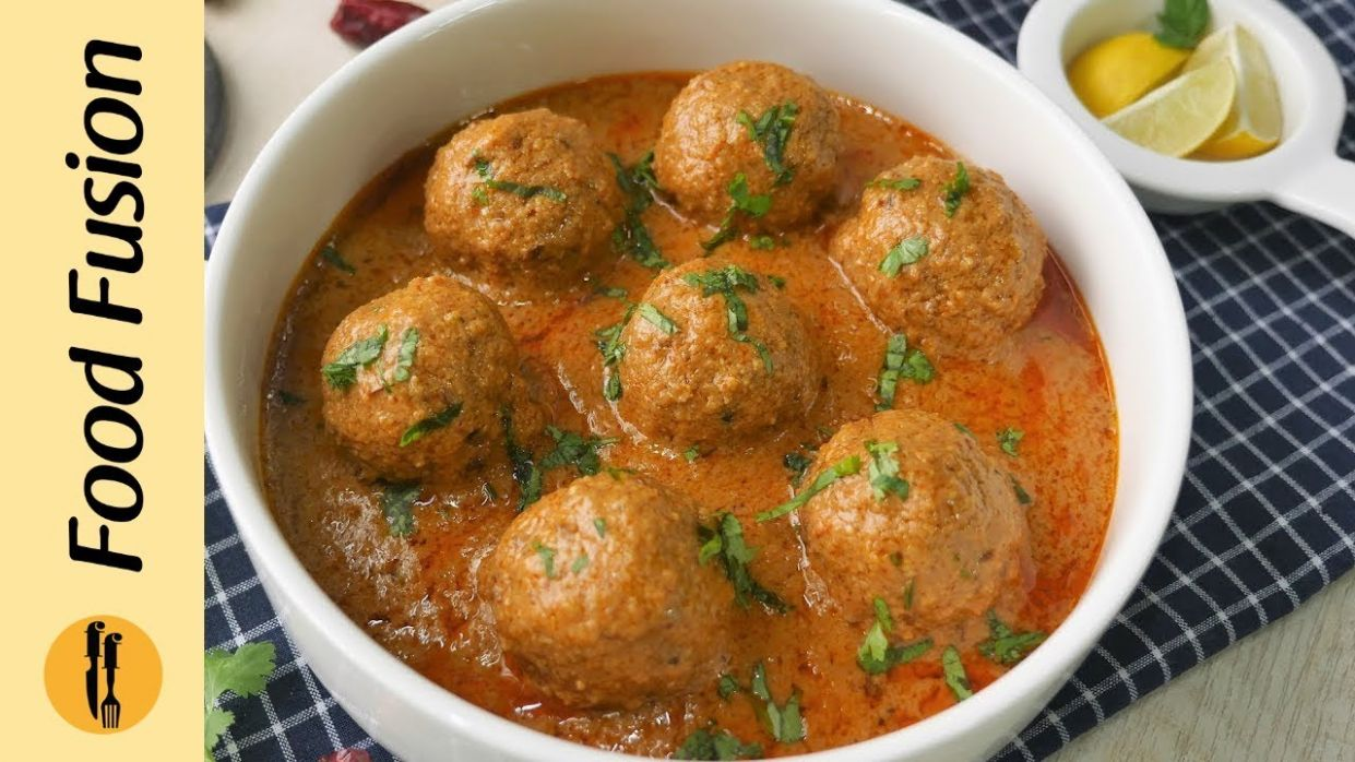 Mix Vegetable Koftay Recipe by Food Fusion