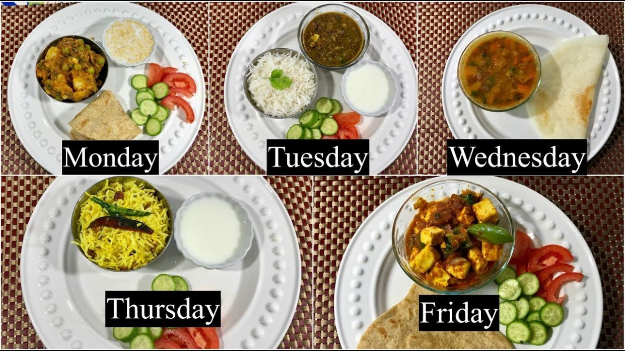 Monday To Friday Easy Indian Dinner Recipes Under 100 Minutes Part 10 |  Simple Living Wise Thinking