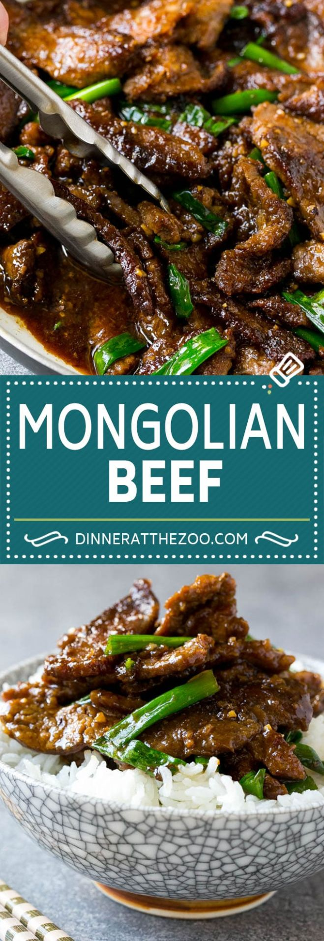 Mongolian Beef - Dinner at the Zoo - Beef Recipes For Dinner