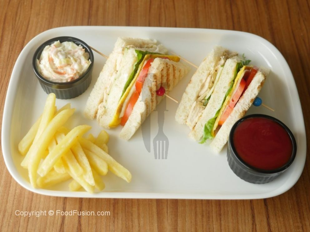 Must try Sandwich Recipes – Food Fusion