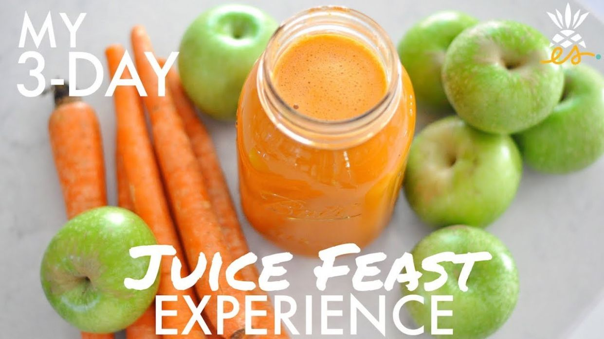 My 11-Day Juice Fast (or Feast) to Cleanse & Detox! - Weight Loss Juice Recipes Pdf