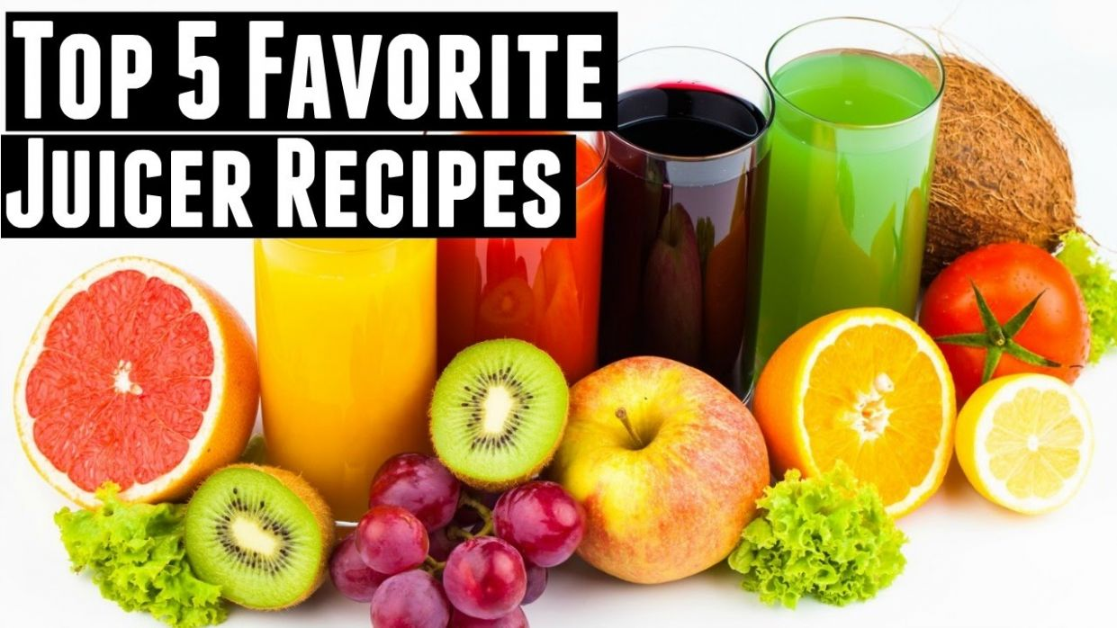 My 8 favorite juicer recipes for ENERGY | Green Juice, Fruit Juice, &  Vegetable Juice - Recipes For Vegetable Juicer