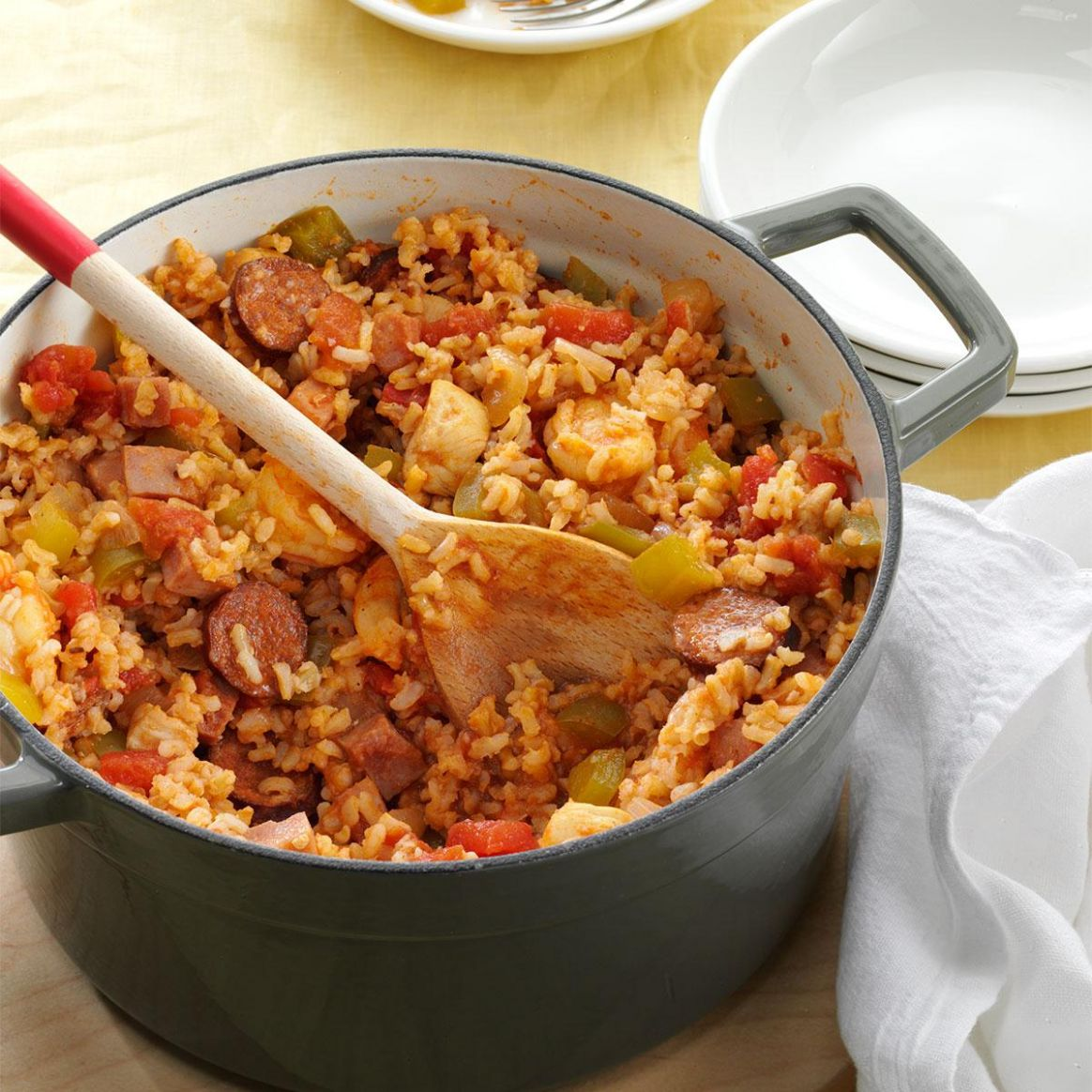 My Best-Ever Jambalaya - Recipes Jambalaya Dinner