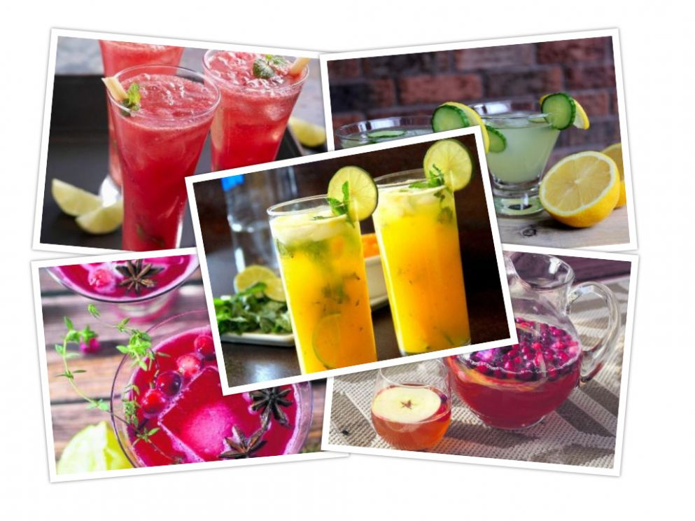 My City - Cool mocktail recipes to cool down your summer - Summer Recipes To Cool Down