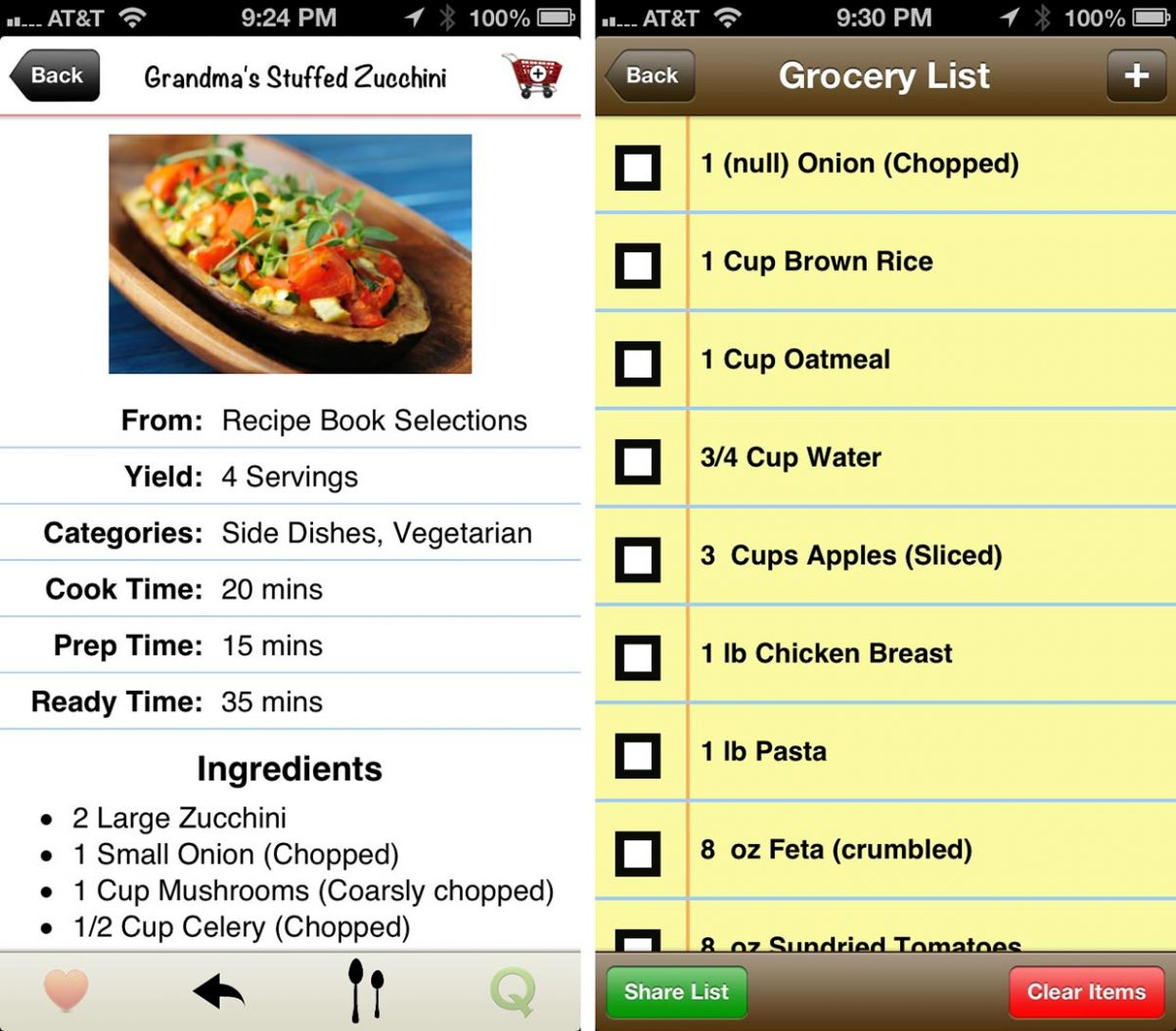 My Recipe Book 110.10 review: keep your cooking recipes synced ...
