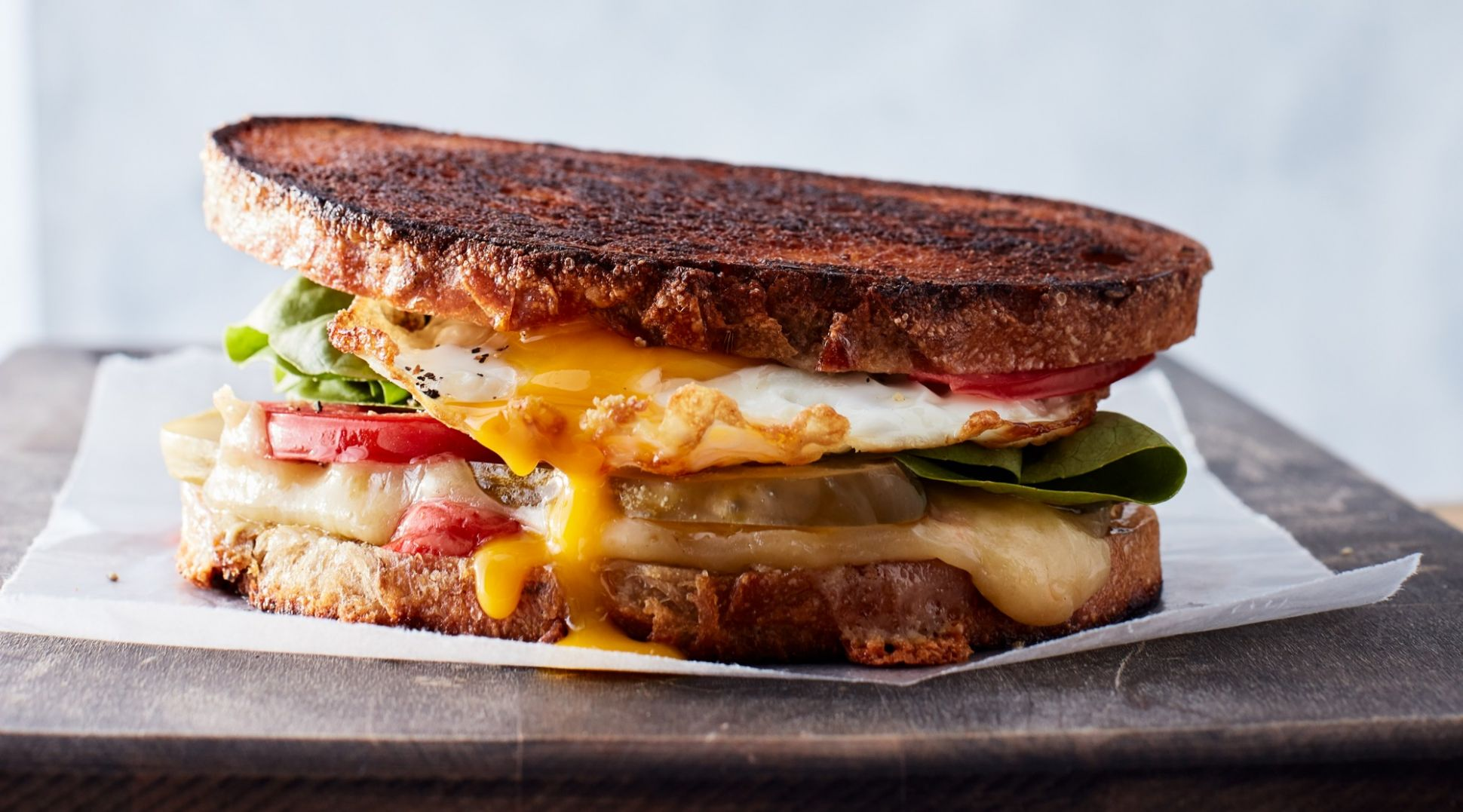 My Ultimate Breakfast Sandwich