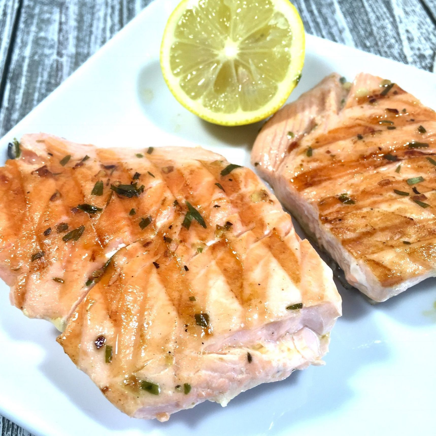New Zealand Ora Salmon - Fish Recipes New Zealand